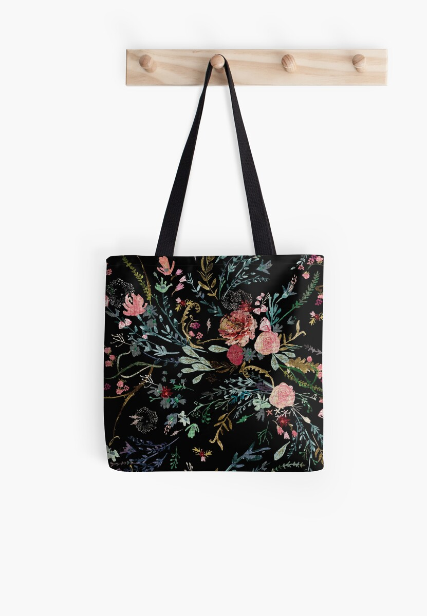 Midnight Floral by Esther  Fallon Lau