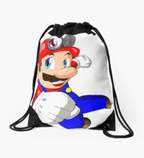Odyssey Hero Drawstring Bag