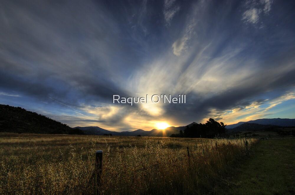 Sunset Glow by Raquel O'Neill