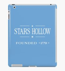 Stars Hollow Founded 1779 iPad Case/Skin