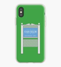 Stars Hollow Sign, Founded 1779 iPhone Case