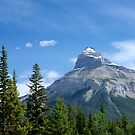 Pilot Mountain by Brian R. Ewing