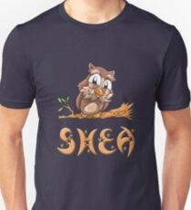 Shea Owl Unisex T-Shirt