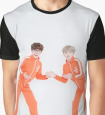 BTS FESTA 2016 J-HOPE & SUGA Graphic T-Shirt
