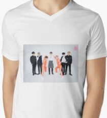 BTS FESTA 2016 Men's V-Neck T-Shirt