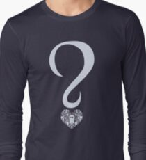 The Oldest Question in the Universe Long Sleeve T-Shirt