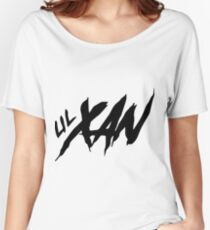 Lil Xan Women's Relaxed Fit T-Shirt