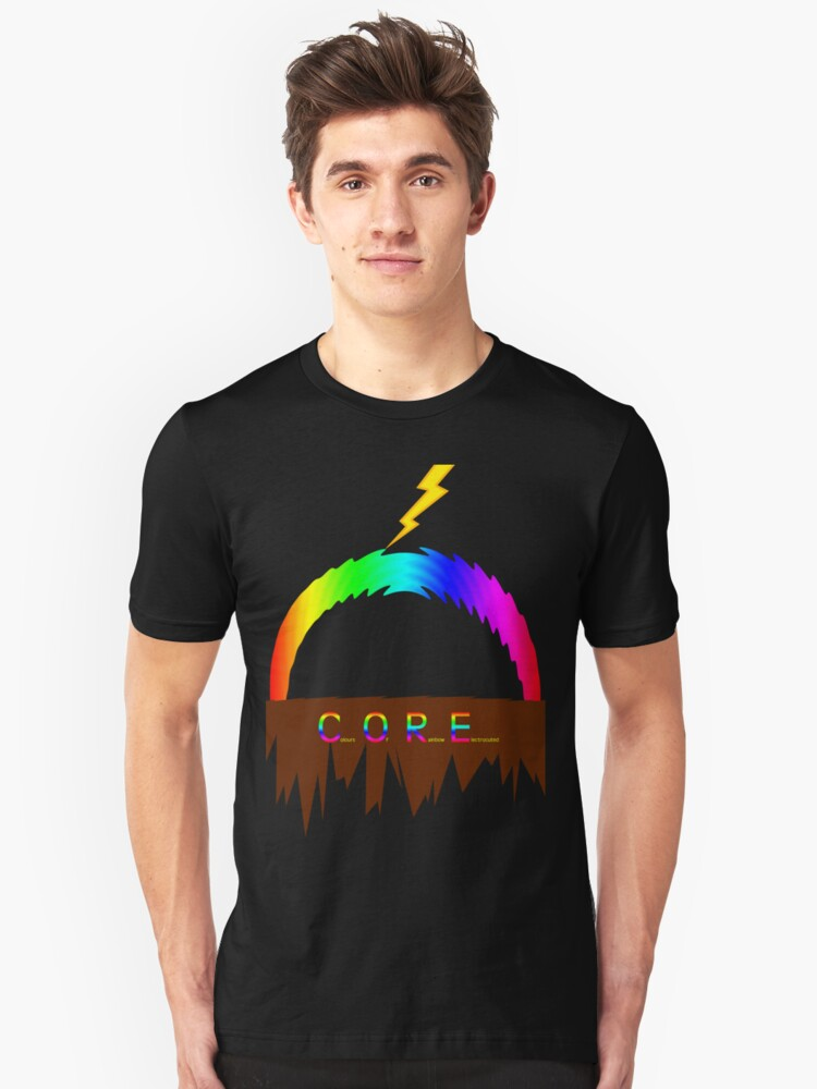 C O R E (Colours Of Rainbow Electrocuted) by pinak