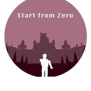 Start from zero by HikoDesigns