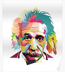 Póster Einstein