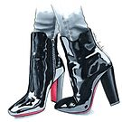 Glossy Boots by Elza Fouche