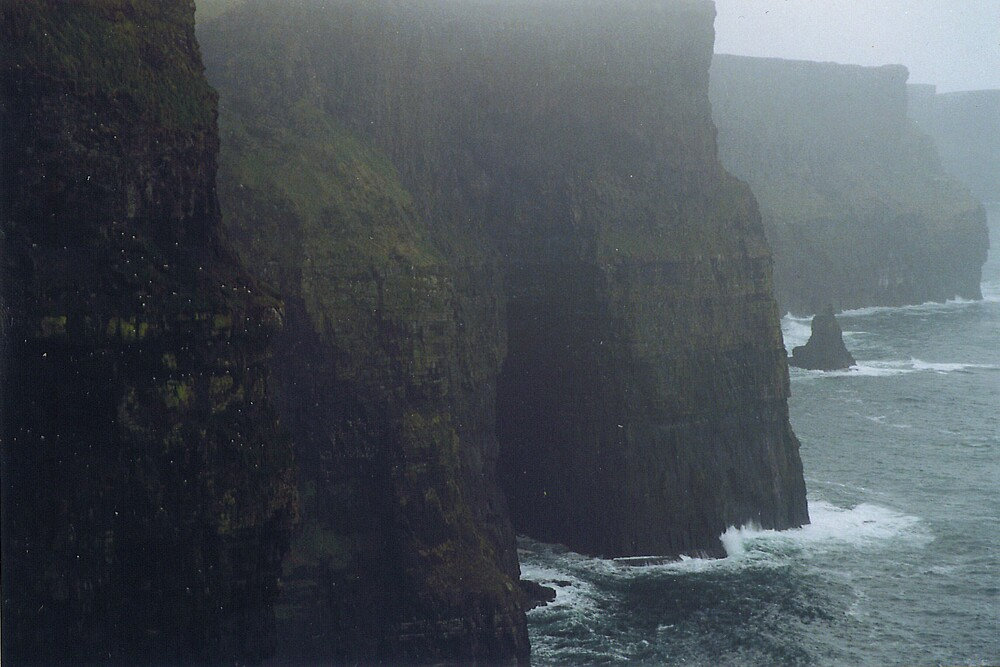 The Cliffs of Moher by mstrasse