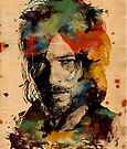 Watercolor Daryl by Ryleh-Mason