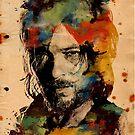 Watercolor Daryl by Ryleh-Mason