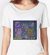 Constellation Aquarius Women's Relaxed Fit T-Shirt