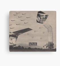Fighter Flight Canvas Print