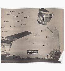 Fighter Flight Poster