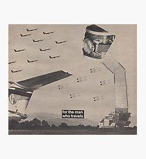 Fighter Flight Photographic Print