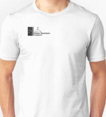 Canberra Urban Sketchers logo gear Unisex T-Shirt