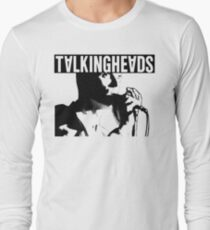 Elio Talking Heads Shirt Long Sleeve T-Shirt