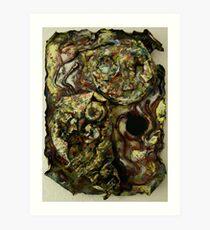Primordial Charley Boogie Woogie Art Print