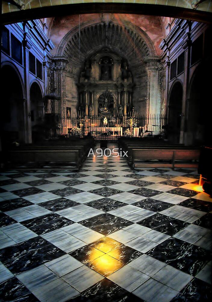 The Chapel of Santa Clara by A90Six