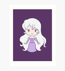 Lady Amalthea - Lil' CutiE Art Print