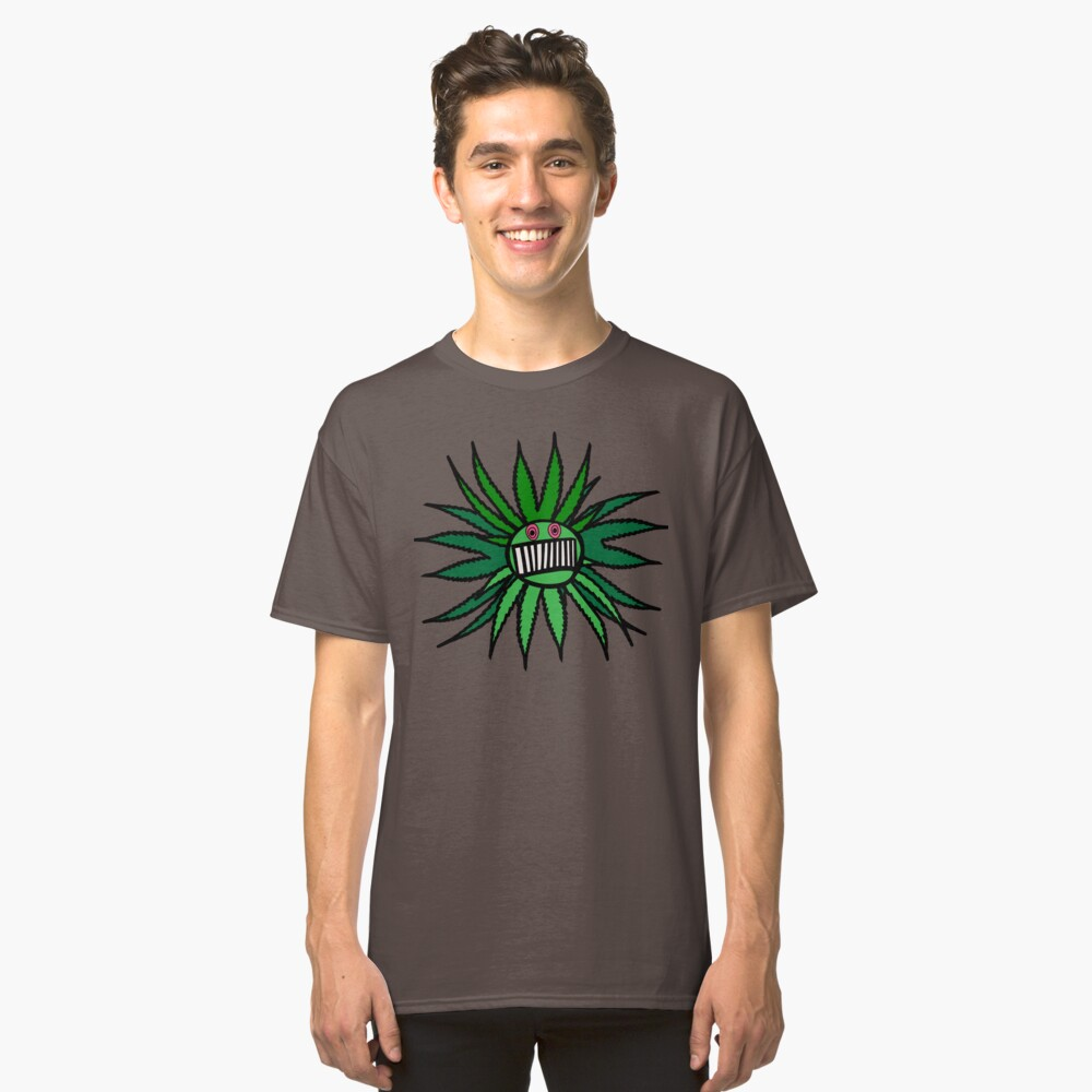 WEEN WEED WHORE Classic T-Shirt Front