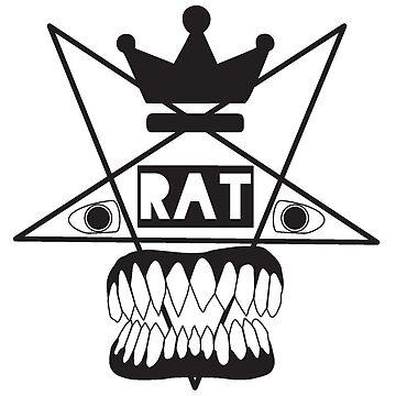 RAT by LordOsiris23
