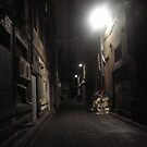 Melbourne alley by welshgal1986