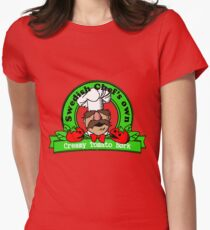 Tomato Bork Women's Fitted T-Shirt