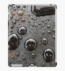 WATER DROPS iPad Case/Skin