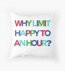Warum glücklich zu einer Stunde begrenzen? Dekokissen