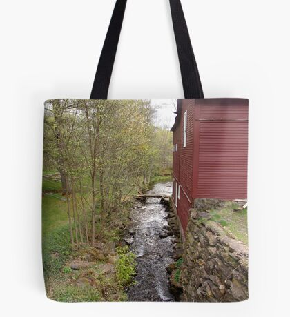Brookside Barn Tote Bag