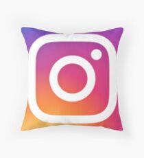 Instagram (Logo) Bodenkissen