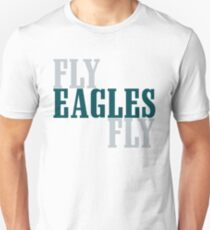 FLY EAGLES FLIEGEN Slim Fit T-Shirt