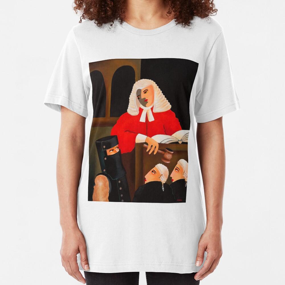 THE JUDGE Slim Fit T-Shirt