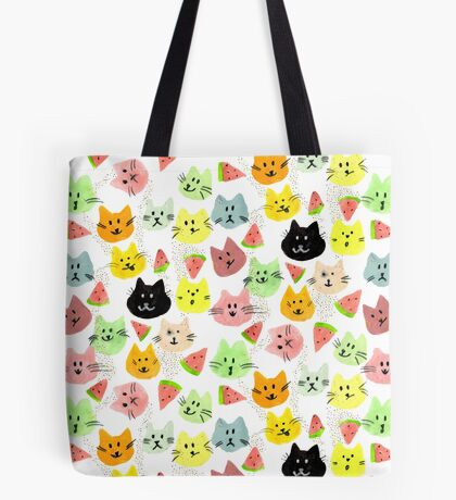 Kitty Melon Party Tote Bag