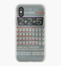 I'll Stay Home Forever iPhone Case