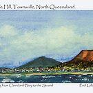 Castle Hill, Townsville, North Queensland by Paul Gilbert