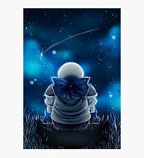 Stargazer Photographic Print