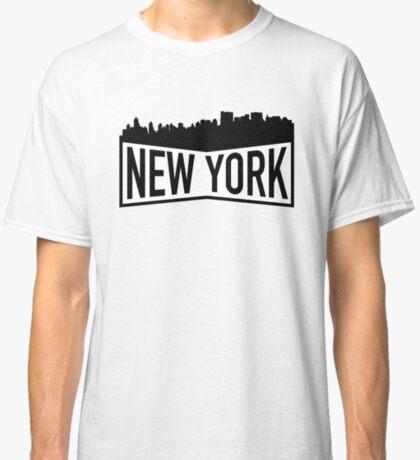 New York Cityscape Classic T-Shirt
