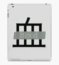 Kanji-Blood iPad Case/Skin