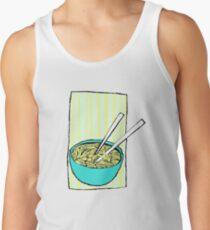 Cheesy Ramen Geo Soup Tank Top