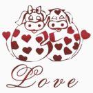 Love 2 by Elaine  Manley