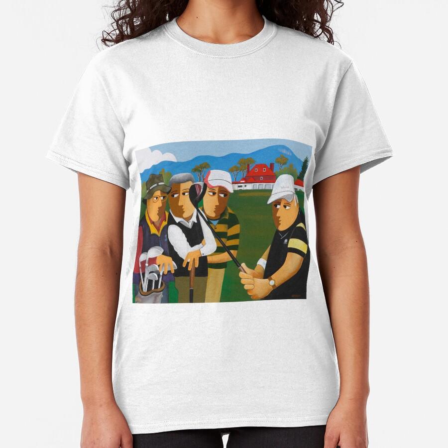 KINGSTON BEACH GOLF Classic T-Shirt