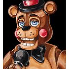 Toy Freddy by primalarc