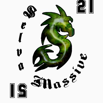 Selva Massive Camouflage Dragon by Trickmaster
