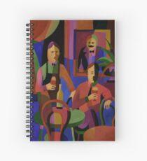DYNASTY Spiral Notebook