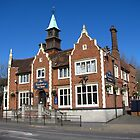The Cricketers Public House, Ipswich by wiggyofipswich